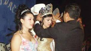 Actriz mexicana Kate del Castillo.