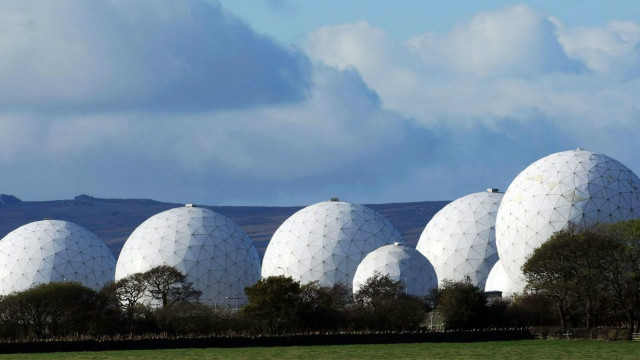 Base de la RAF en Menwith Hill