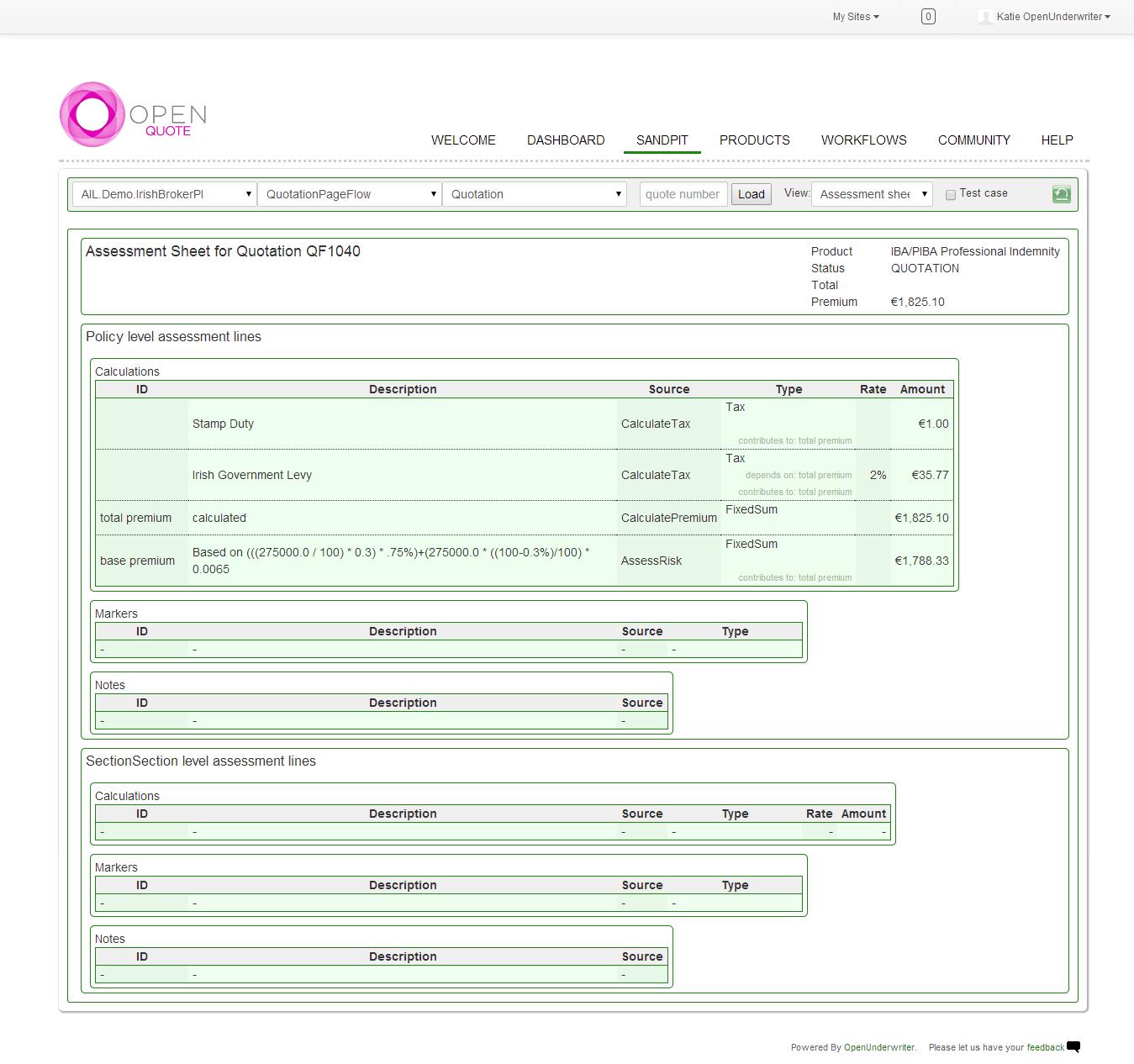 Openunderwriter Insurance Distribution Download