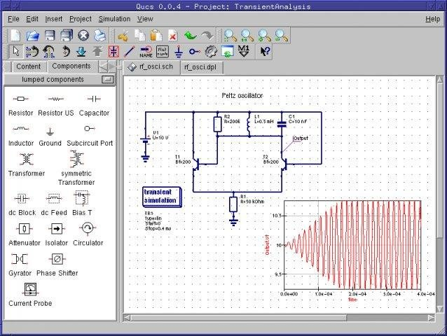 Electrical Diagram Software – Create An Electrical Diagram Easily