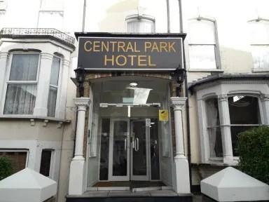 Central Park Hotel Hotel A Londra Inghilterra Hostelworld