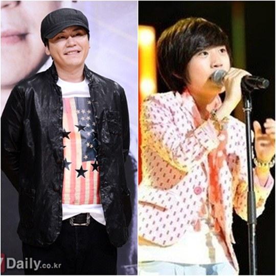 《K-POP STAR》亞軍房藝談簽約YG娛樂 成惡童音樂家師弟 - KSD 韓星網 (KPOP)