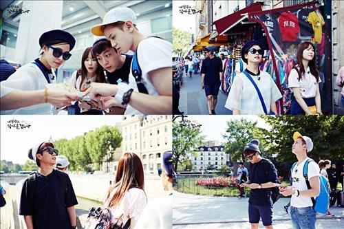 tvN《跟我的朋友一起吃飯吧》 7月5日首播 - KSD 韓星網 (綜藝)