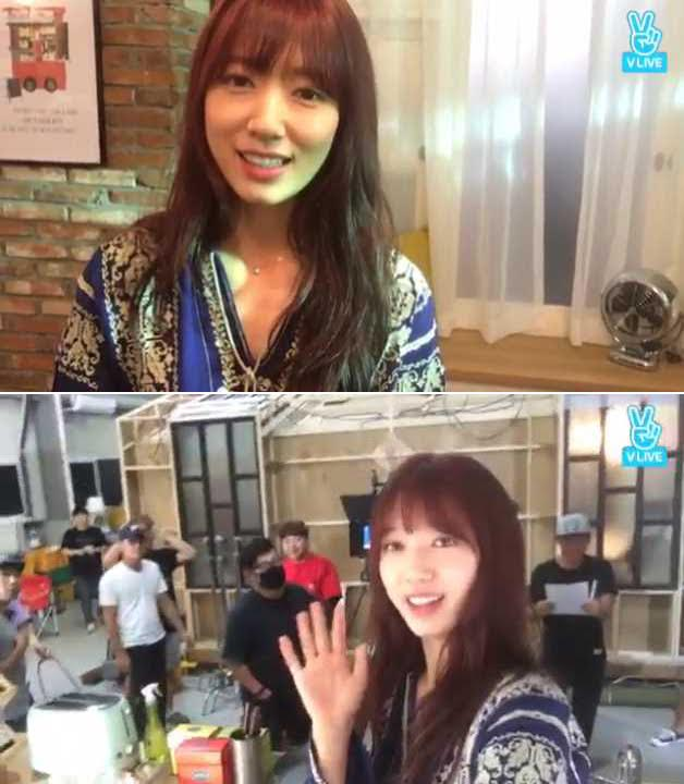 《Doctors》樸信惠 V Live跳女團舞蹈 履行收視率公約 - KSD 韓星網 (韓劇)