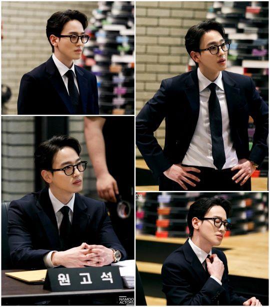 《金裝律師》就是看不慣天才般的樸炯植,《戲子》暖爸李太善成宿敵對手 - KSD 韓星網 (韓劇)