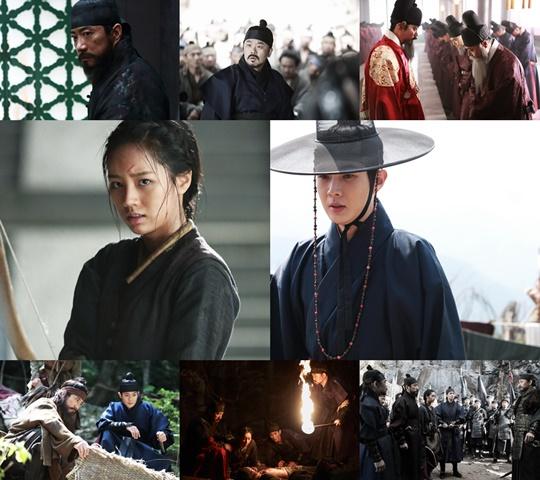 電影《物怪》為韓國首部怪獸動作史劇 海報公開即引發話題 - KSD 韓星網 (電影)