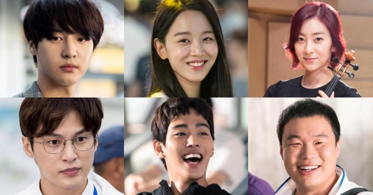 看《雖然30但仍17》總覺得哪裡怪怪的?因為演員「現實年齡」跟「劇中年齡」大不同~ - KSD 韓星網 (韓劇)