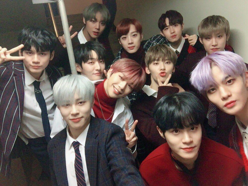 Wanna One 一回歸《Music Bank》就奪冠 「希望 Wannable 心裡也充滿溫暖春風!」 - KSD 韓星網 (KPOP)