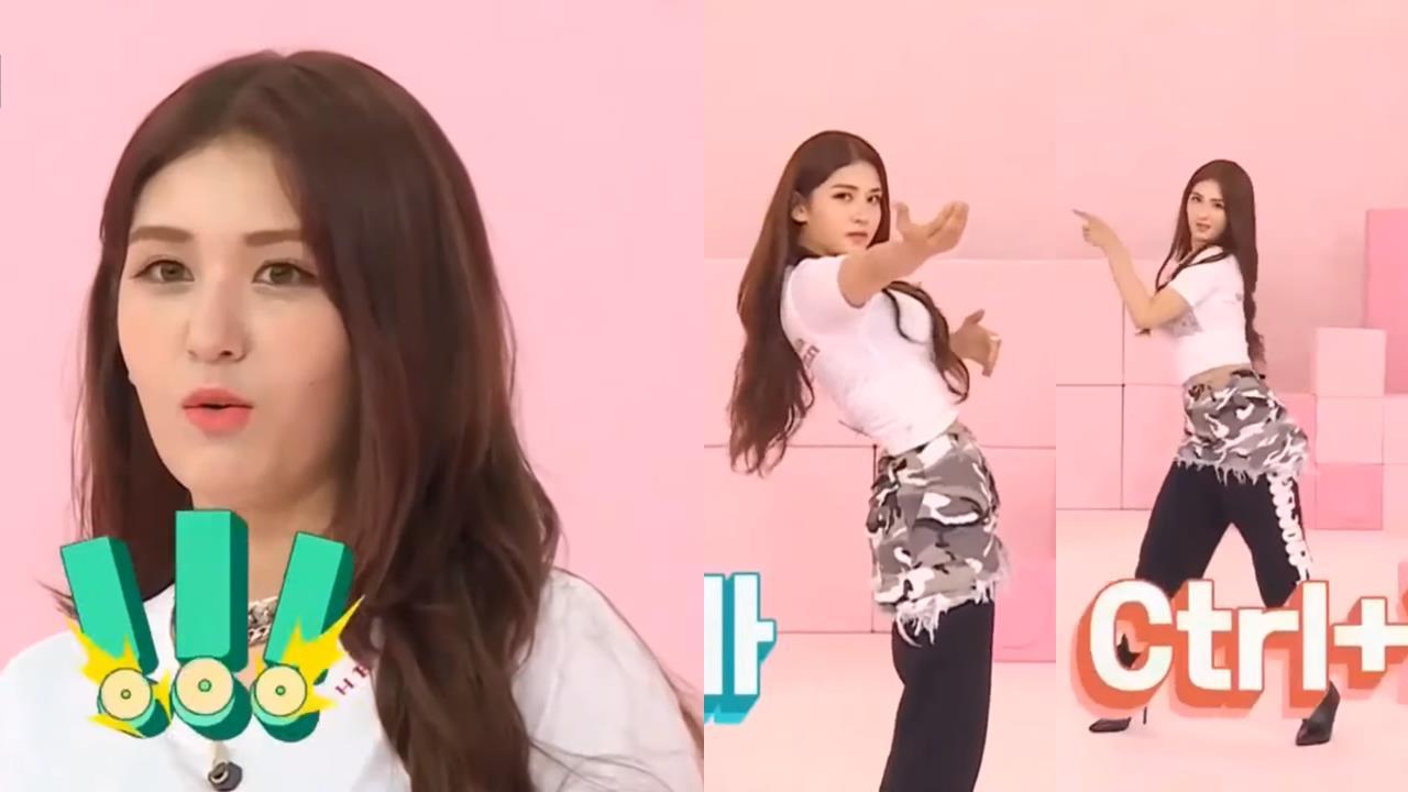 被稱為舞蹈天才的全昭彌。遇到BTS防彈少年團的這首歌也舉雙手投降了! - KSD 韓星網 (綜藝)