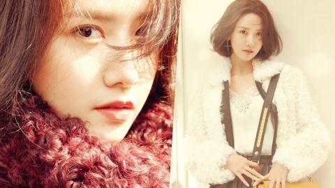 潤娥短髮寫真公開 談少女時代出道十年感想:「心靈平靜。尋找自己想做的事」 - KSD 韓星網 (畫報)
