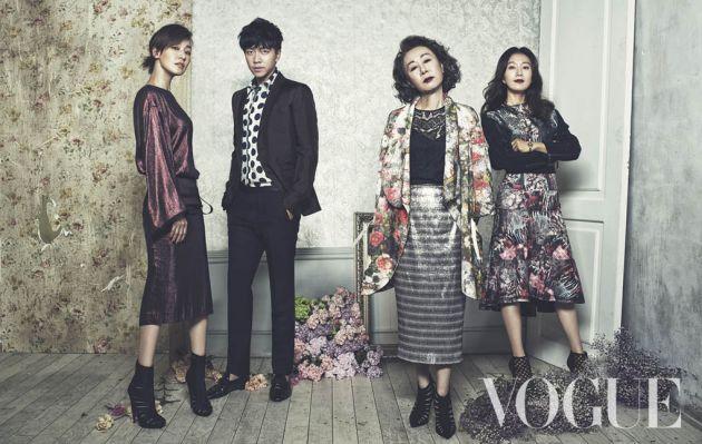 《花樣姐姐》再聚拍寫真 展別樣魅力 - KSD 韓星網 (畫報)