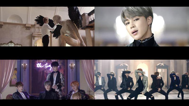 防彈少年團新歌《血汗和淚》 聲線&舞蹈都展現出男人的性感 - KSD 韓星網 (韓劇)
