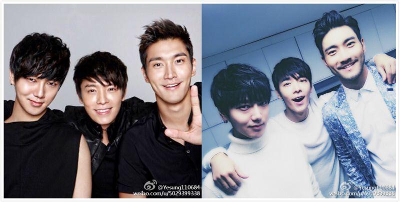 2013年和2015年的SJ藝聲,東海,始源,有著什麼樣的差別呢? - KSD 韓星網 (明星)
