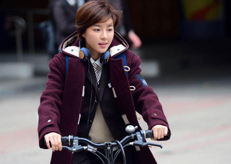 樸寒星為戲剪短髮 女扮男裝化身美少年 - KSD 韓星網 (韓劇)