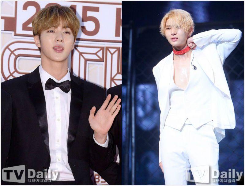 《偶運會》再傳傷兵!BTS Jin,幸無大礙 - Kpopn