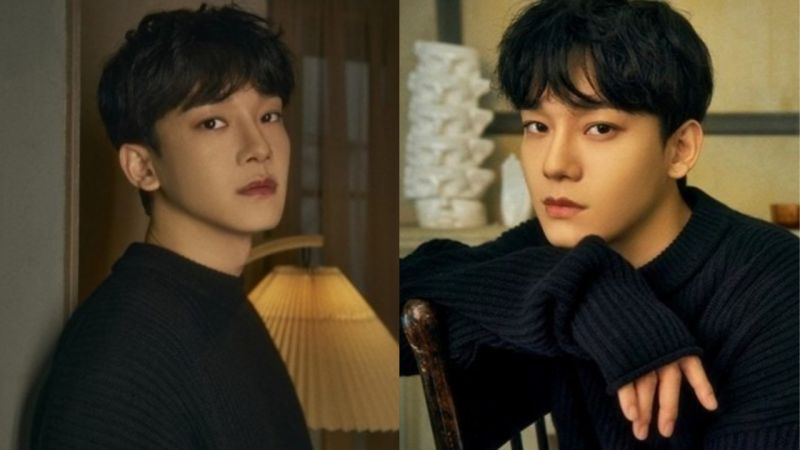 EXO第4位入伍成員!CHEN通過手寫信傳達將在10月26日入伍:「會以更加成長的樣貌和大家見面」 - KSD 韓星網 (明星)