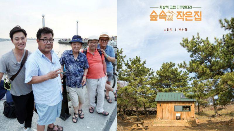 確定了!《花漾爺爺》將接檔《森林裡的小屋》於6月29日首播 - KSD 韓星網 (綜藝)