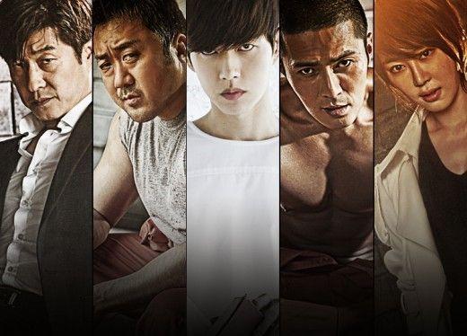 OCN電視劇《壞傢伙們》確定製作第二季 明年下半年播出 - KSD 韓星網 (韓劇)