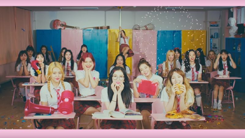 Red Velvet翻唱尹鐘信《重生》 全新編曲別具韻味 - KSD 韓星網 (KPOP)