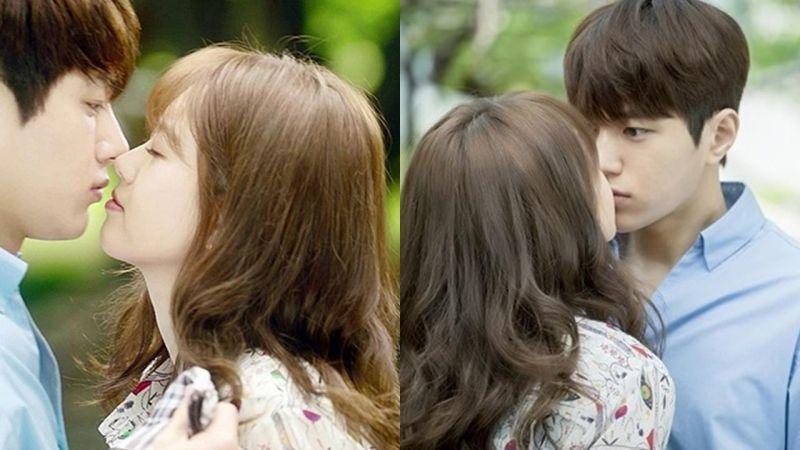 《漢摩拉比小姐》最新劇照,高雅羅主動親吻L這畫面也太閃了吧~! - KSD 韓星網 (韓劇)
