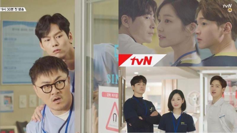 tvN新劇《致忘了詩的你》預告出爐!還有喜感十足的Defconn出演啊~! - KSD 韓星網 (韓劇)