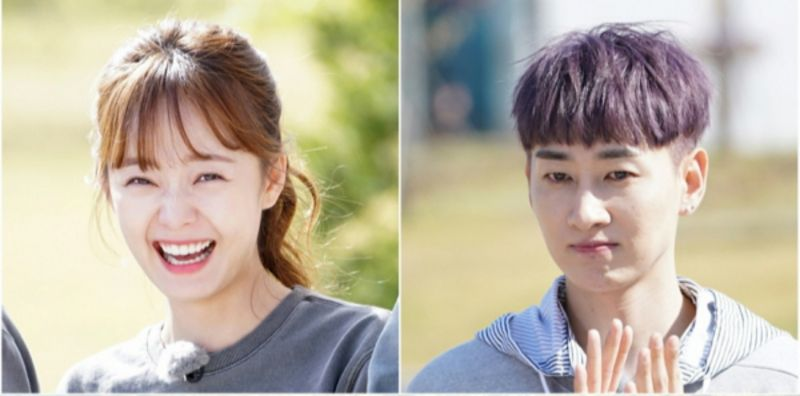 Super Junior銀赫與小學同窗全昭旻在《Running Man》重逢啦! - KSD 韓星網 (綜藝)
