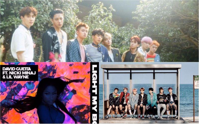 不會吧?!EXO新歌《Ko Ko Bop》被指抄襲海外歌手及BTS - KSD 韓星網 (KPOP)