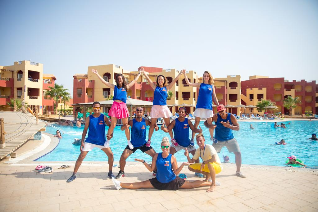 Royal Tulip Beach Resort In Marsa Alam Egypt Holidays