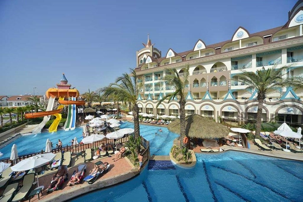 Side Crown Charm Palace In Side Turkey Holidays From 329