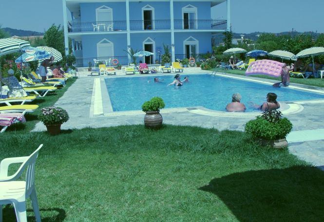 Blue Diamond Studios In Aghios Georgios