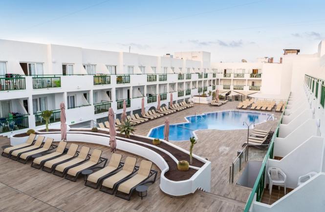 Caledonia Dunas Club In Fuerteventura