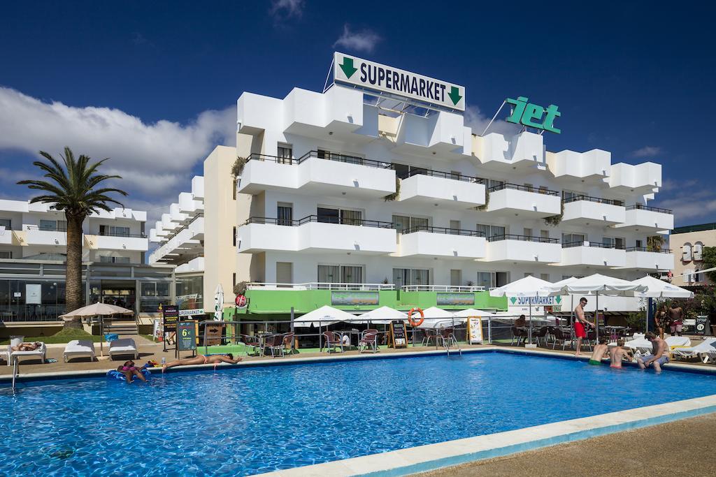 Jet Apartments In Ibiza Playa D En Bossa Holidays From
