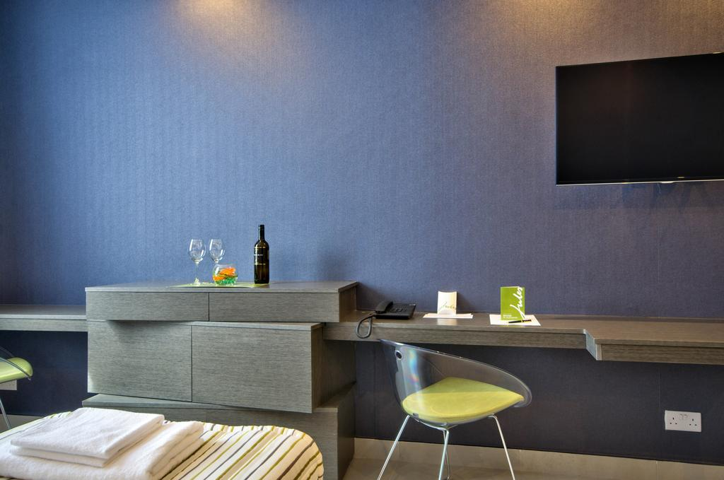 Jules Suites In St Julian S Malta Holidays From 445 Pp