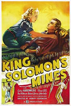 Allan Quatermain Et Les Mines Du Roi Salomon Streaming : allan, quatermain, mines, salomon, streaming, Solomon's, Mines, (1937), Directed, Robert, Stevenson, Reviews,, Letterboxd