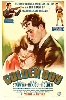 Golden Boy (film) : golden, (film), Golden, (1939), Directed, Rouben, Mamoulian, Reviews,, Letterboxd