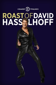 Comedy Central Roast of David Hasselhoff 2010 directed
