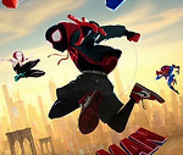 High Flying Bird Spider Man Into The Spider Verse