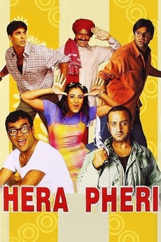 Hera Pheri Images : pheri, images, Pheri, (2000), Directed, Priyadarshan, Reviews,, Letterboxd