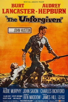 The Unforgiven 1960 directed by John Huston  Reviews