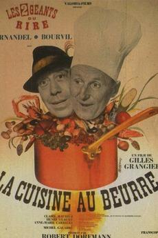 Film La Cuisine Au Beurre : cuisine, beurre, Wife's, Husband, (1963), Directed, Gilles, Grangier, Reviews,, Letterboxd