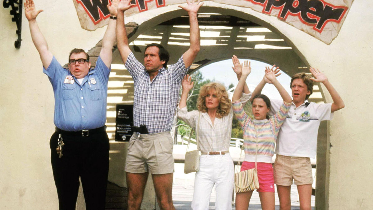 National Lampoon S Vacation 1983 Directed By Harold Ramis Reviews Film Cast Letterboxd