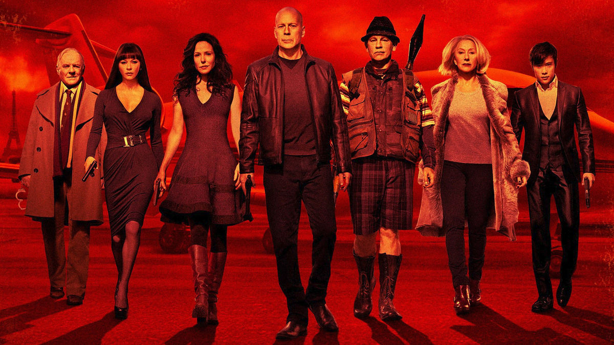 Red 2 2013 Directed By Dean Parisot Reviews Film