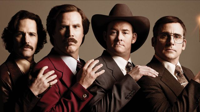 Anchorman 2: The Legend Continues' review by SilentDawn • Letterboxd
