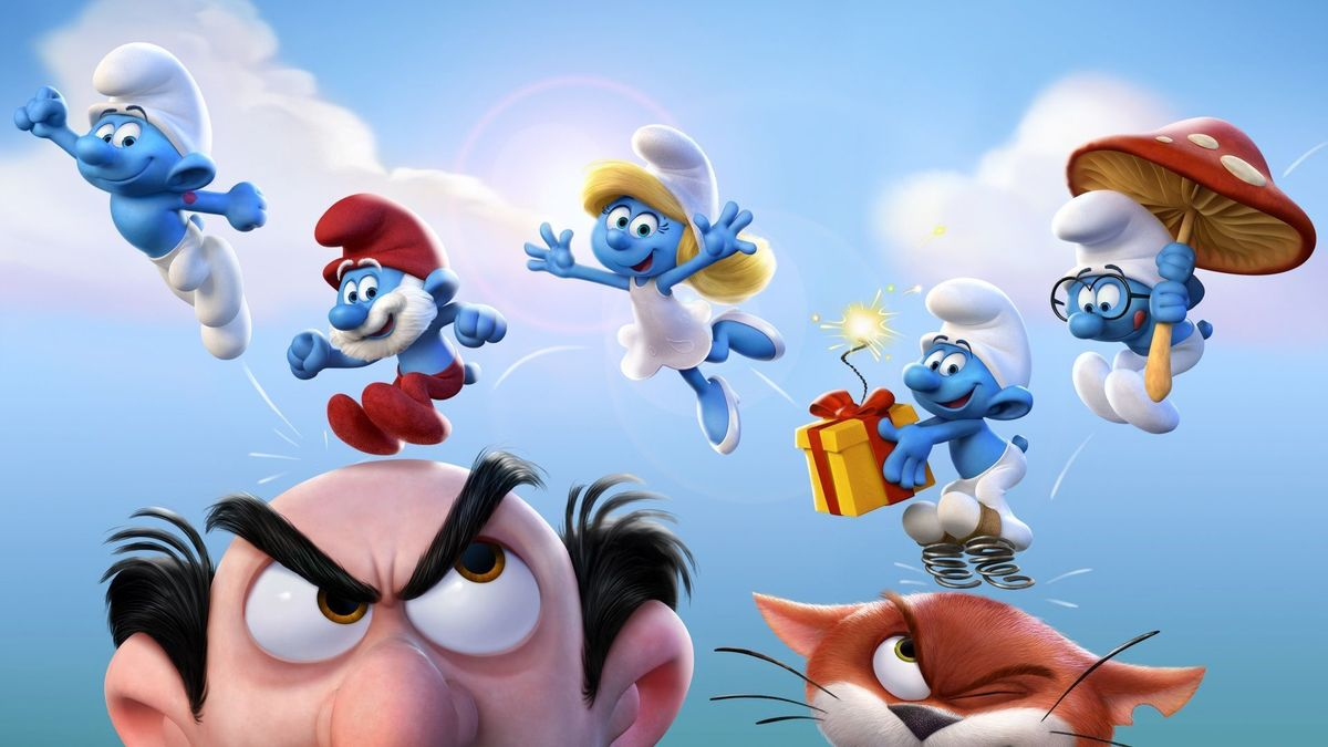 Smurfs The Lost Village 2017 Directed By Kelly Asbury Reviews Film Cast Letterboxd