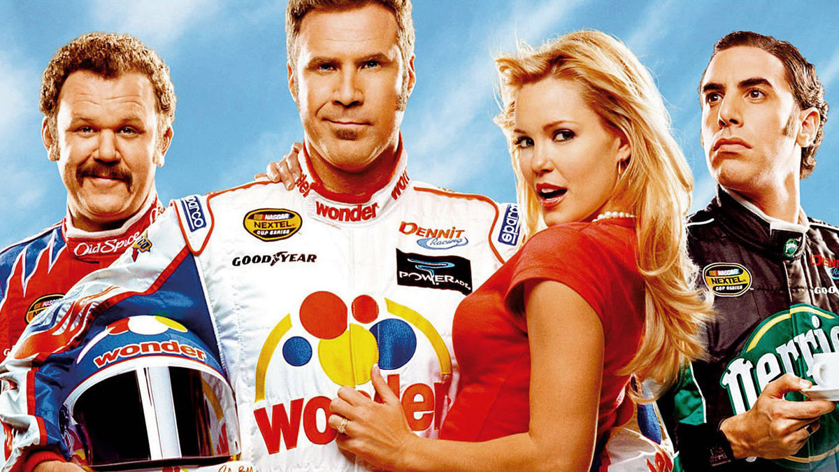 €�talladega Nights The Ballad Of Ricky Bobby (2006