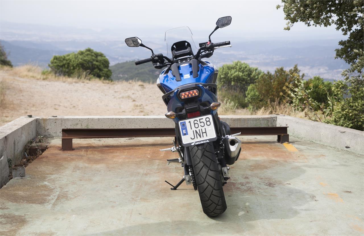 Honda NC750X DCT: ¿La moto total? - foto 49