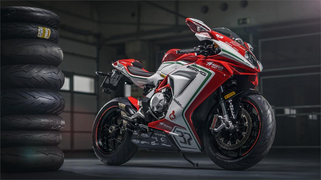 MV Agusta F3 800 RC: El color de las carreras - foto 20