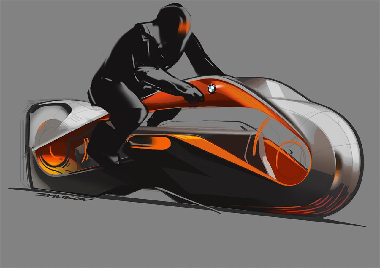 BMW Motorrad VISION NEXT 100: Bienvenidos al futuro - foto 21