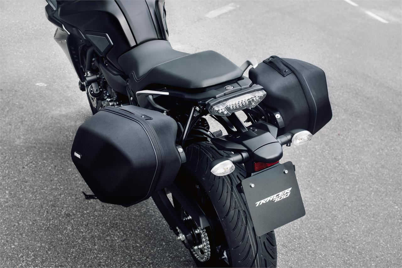 Yamaha Tracer 700: La nueva trail ligera - foto 40