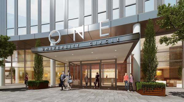 One University Circle Cleveland Ohio